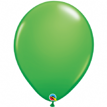 "Qualatex 16 inch Balloons - Spring Green 16"" Balloons (10pcs)"